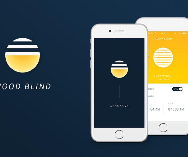 MoodBlind 어플리케이션